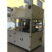 Buy cheap Semi Automatic Packing Machine For Disposable Bed Underpads / Care Pads from wholesalers