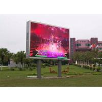 Quality High Definition P6 SMD Video Wall LED Display 6000cd㎡ Brightness Signs for sale