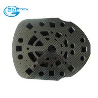 Buy cheap 4mm carbon fibr sheet cnc routing from wholesalers