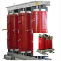 Buy cheap Low Noise Dry Type Cast Resin Transformer Three Phase 6.6 KV - 2500kVA from wholesalers