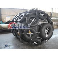 Buy cheap Natural rubber Yokohama Pneumatic Fender , dock boat mooring fenders from wholesalers