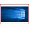 Buy cheap Microsoft  Windows 10 Pro Product Key OEM 64 Bit Retail Box for COA Sticker from wholesalers