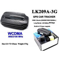 Buy cheap Manufacturer Magnet 3G Vehicle Gps Tracker for Vehicle, Container, Trailer, Assets--Black product