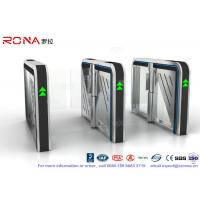 Buy cheap CE Approved Luxury Speed Gate Access Control System For Office Building With 304 stainless steel product