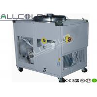 Buy cheap Electronic Portable Industrial Water Chiller Plant Microprocessor controlled from wholesalers