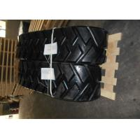 Buy cheap CAT Replacement Asphalt Paver Rubber Tracks With Low Ground Pressure from wholesalers