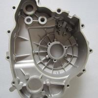 Buy cheap Powder treatment cylinder cap grave aluminum die casting parts product