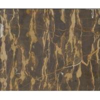 Buy cheap Brown Marble, Golden Lines Marble, China Marble for Sale from wholesalers
