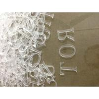 Buy cheap Laser Cut Acrylic Alphabet Transparent Small Acrylic Letters from wholesalers