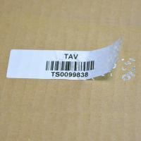 Buy cheap Unique Barcode VOID Security Labels Variable Serial Number Polyester Material from wholesalers