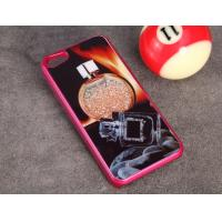 Buy cheap Perfume Bottle Swarovski Rhinestone Back Case Cover for iphone 4, 4S, iPohne 5, 4 Colors from wholesalers