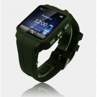 Buy cheap TW120G 1.54 Touch Screen Single Core 1.3MP GPS/SOS Multifunctional smart Phone Watch with Bluetooth product