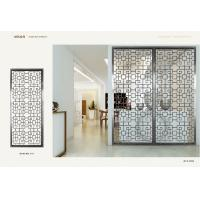 Buy cheap Project Qatar Laser Cutting Stainless Steel Decorative Interior Metal Wall Panels for Hotel Decor from wholesalers