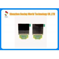 Buy cheap 25 Pins Monochrome Oled Display White OLED Display Panel 1.5 Inch With SPI/I2C Interface from wholesalers