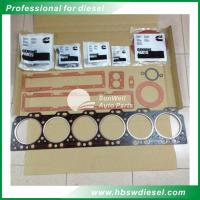 Buy cheap Cummins L375 ISLE Upper gasket sets sets 4089758 6L8.9 Top gasket sets from wholesalers
