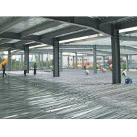 Buy cheap Galvanized Decking Floor Decking Steel Structural factory custom Steel Structural factory from wholesalers