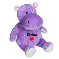 Buy cheap 8 Inch Lovely Hippo Animal Plush Toys Promotion Gifts For Holiday Celebration product