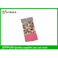 Buy cheap Non Woven Microfiber Cleaning Cloth Wth Printed Pattern Customized Color / Size from wholesalers