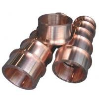 Buy cheap Copper Alloy Centrifugal Casting Electrical Motor Circuit Breaker Bushes Bushing Rings from wholesalers