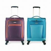 Buy cheap Softside Luggage with Superlight Design, Made of 1200D Polyester from wholesalers