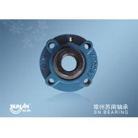 Buy cheap Housed Eccentric Bushing Cast Iron Pillow Block Bearing UELFC207 Round Housings from wholesalers
