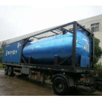 Buy cheap ISO Container Bitumen Storage 23000 Litre Asphalt Heating Tank from wholesalers