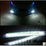 "Buy cheap 2 x 12LED 12W 13"" Waterproof Flexible Daytime Running Light DRL Light Bar Fog from wholesalers"