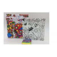 Buy cheap Fashion Ladybug Style Arts And Crafts Toys , Children Drawing Board Set from wholesalers