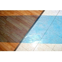 Buy cheap Temporary ISO9001 2.5mil Floor Protection Film Against Wall Painting from wholesalers