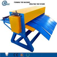 Buy cheap Mini Galvanized Stainless Slitting Line Machine For Metal Roof Panel from wholesalers
