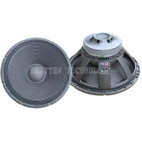 Buy cheap PA Speakers 18 Inch Mid Bass 500W audio speaker , paper cone / cloth surround from wholesalers