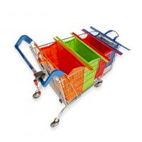Buy cheap Foldable Reusable Shopping Bags For Supermarket Grocery Trolley Bag Cart Bag from wholesalers