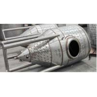 Buy cheap SUS 304 Beer Stainless Steel Cone Tank Double Jacketed For Brewing Craft Beer from wholesalers