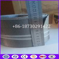 Buy cheap 150meshx16mesh width 100mm,length 10 meters a flute for extruder from wholesalers