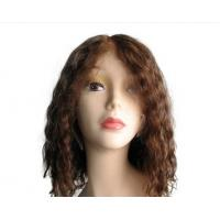 Buy cheap Tangle Free remy full lace wigs human hair Glueless  /  long full lace wigs from wholesalers