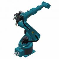 Buy cheap 1.5 M/S--1.2 M/S Speed Articulated Robot Arm With Well Knit Structure from wholesalers