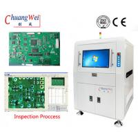 Buy cheap Offline Debugging AOI Automated Optical Inspection Machine with Double Conveyor Design from wholesalers