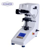 Buy cheap HVS-1000Z Digital big screen Micro Hardness tester with Auto turret for Metal, Nonferrous metal and Glass product