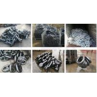 Buy cheap Marine Black stud and studless link Marine Anchor Chain from wholesalers