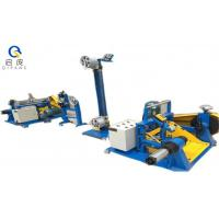 Buy cheap Copper Recycling Wire Winding Machine 220V / 380V Voltage 3000 Kg Maximum Load Capacity from wholesalers