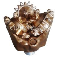 Buy cheap IADC 127 Steel Tooth Tricone Bit 8 1/2 Inch / Roll Forged Oilfield Drill Bit from wholesalers