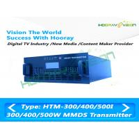 Buy cheap Low Power Digital TV Transmitter , DVB S2 Transmitter 20 dB Automatic Level Control from wholesalers