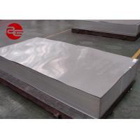 Hot Rolled Galvanized Steel Sheet Metal , Ral Colors Galvanised Steel Roll