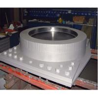 Buy cheap Steel Casting Parts , bridge bearing Casted Steel Machining Parts from wholesalers