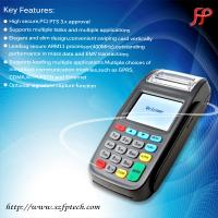 Buy cheap 1D/2D Barcode Linux touch POS Machine,RFID cheap POS system qr code pos terminal from wholesalers
