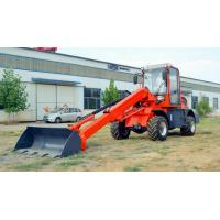 Buy cheap 3 Mast 5 meters Lift Height Long Arm Loader for sale product
