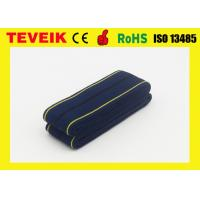Buy cheap Reusable Dark Blue Fetal Monitor CTG Belt with Self-adhesive buckle, latex-free CTG belt from wholesalers