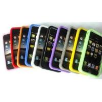 Buy cheap Waterproof Colorful Soft Cell Phone Silicone Cases For Iphone 4s from wholesalers