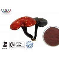 Buy cheap 100% Natural Organic Reishi Spore Powder , Lingzhi Maitake Mushroom Extract from wholesalers