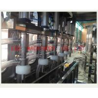 Buy cheap 900 Barrels / H 5 Gallon Barreled Drinking Water Filling Machine Line PLC Controlled from wholesalers